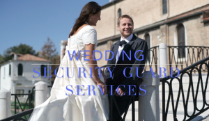 Do you need Wedding Security ? Yes you do! with lots of guests and a heap of other things for you to worry about , you can have peace of mind knowing your event is safe from uninvited guests! Approachable & communicative Concierge Security Staff Melbourne, will assist and protect you, the Venue as well as your guests and staff ! Security at Venues are needed at two levels #1. Crowd controllers when alcohol is being served, Patrons monitored. #2. Asset Protection is the Vendors main concern on wear and misuse of fixtures and fittings. Security restricts the access to some areas and has the sole purpose of looking after the Venue. Wedding Security We have a growing list of Venues that use our services through out the year for Wedding and corporate events. Even if it is only just to keep an eye on the premises, it is money well spent to protect your asset. What you can expect from a Security Guards Melbourne Guard: ~ Crowd control ~ Visible deterrent ~ Doorman ~ Invitation list checks ~ Perimeter checks ~ Instructional requests ~ Integration with Local Police ~ Asset Protection ~ Driver to assist with Transfers between venues.