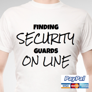 FINDING SECURITY GUARDS ONLINE MELBOURNE