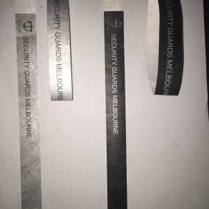 Wristbands for Party Melbourne