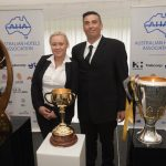 AHA VIC Members Day A day to remember to get up close to all the recent Trophies, from AFL, NRL and Melbourne Cup