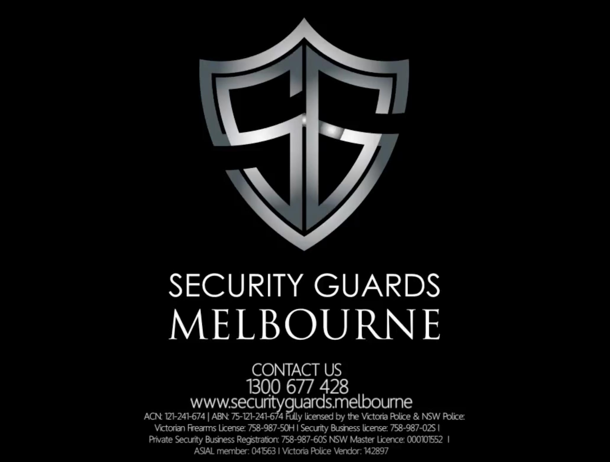 SPORT SECURITY GUARDS