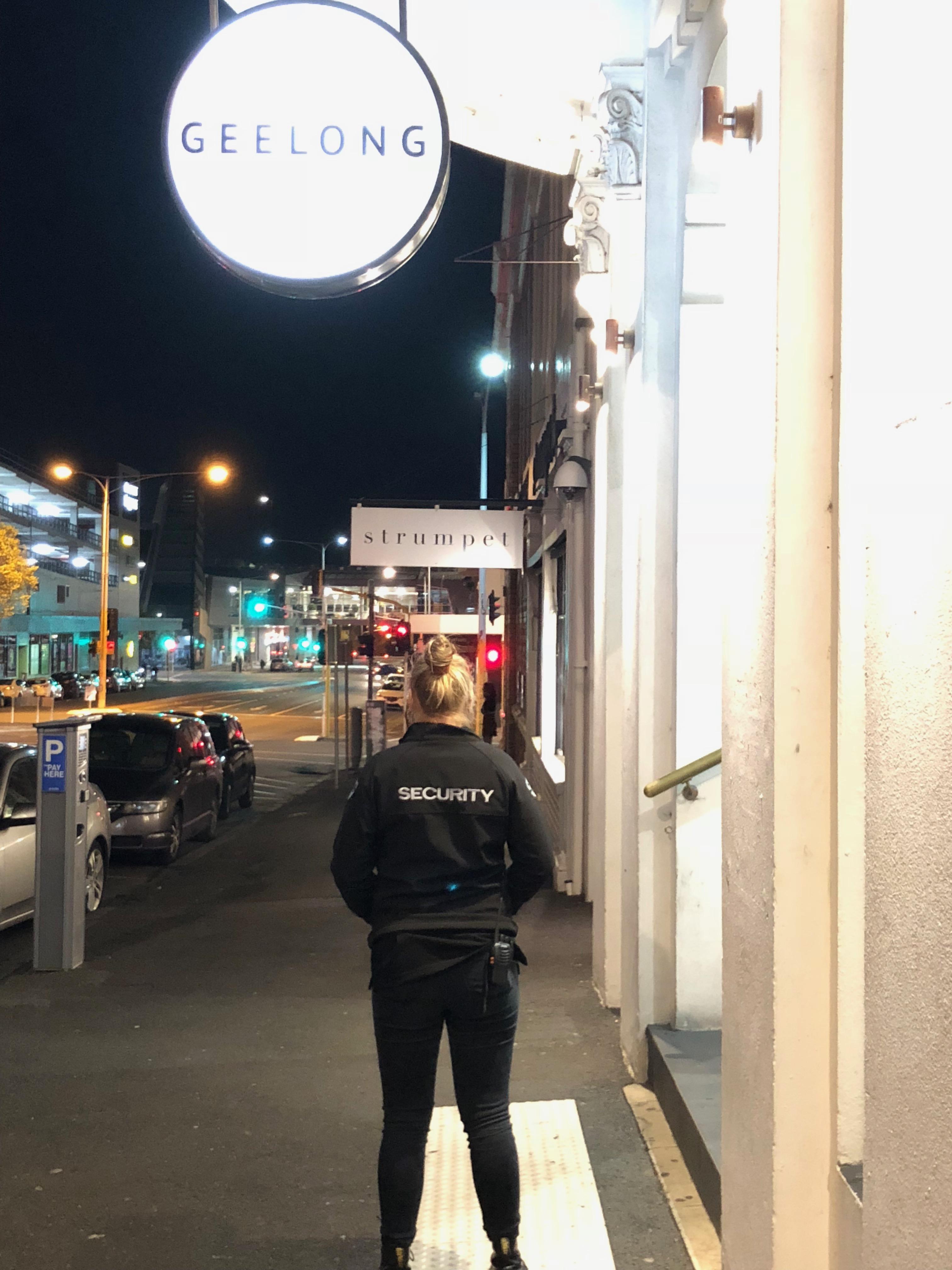 Geelong Security Guards
