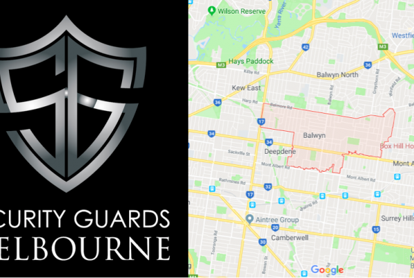 Party Security Balwyn Victoria 3103