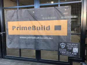 Civil Works Building Site Security Melbourne
