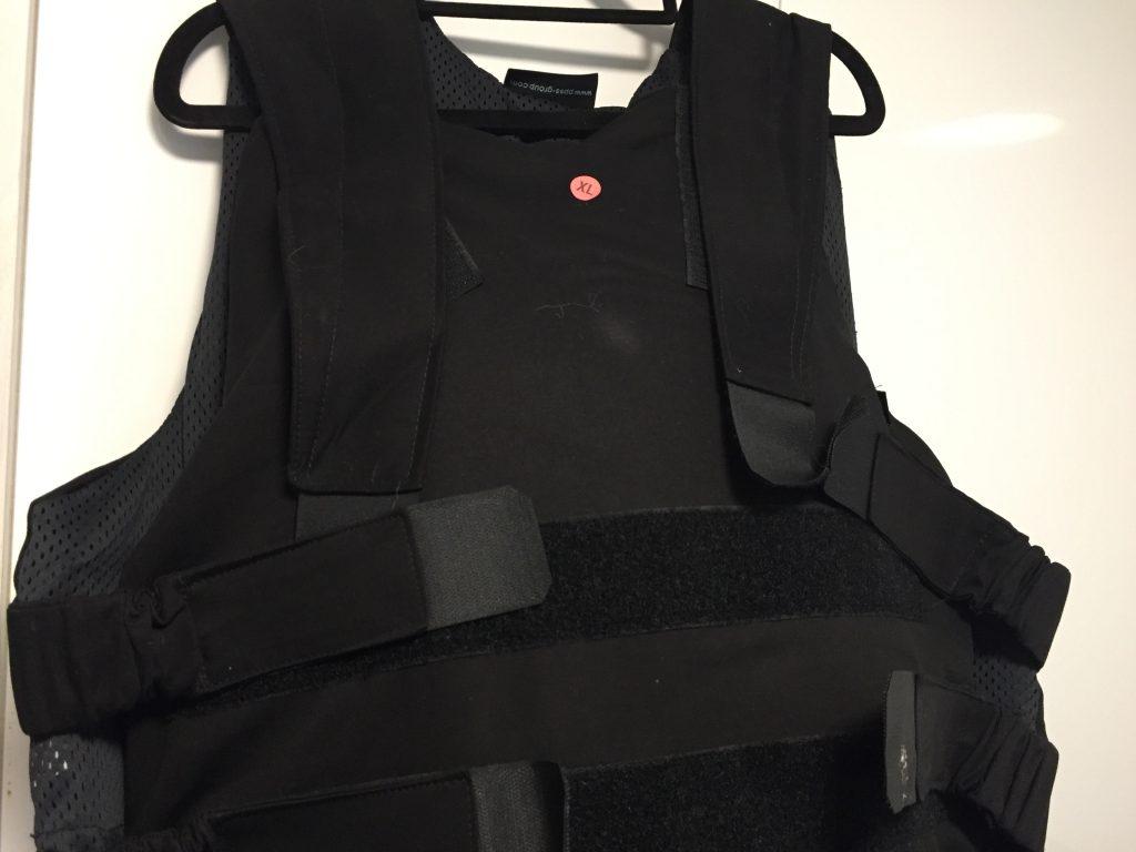 stab proof vest hire Melbourne