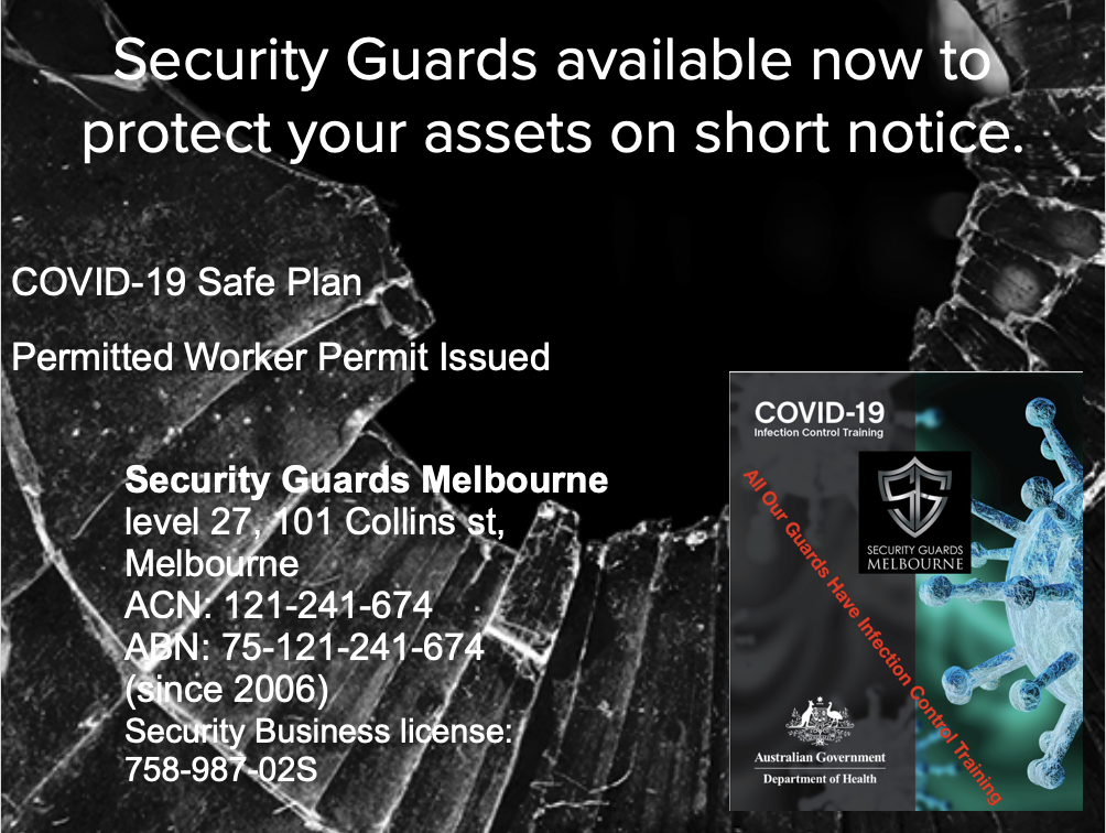 Security Guard Company